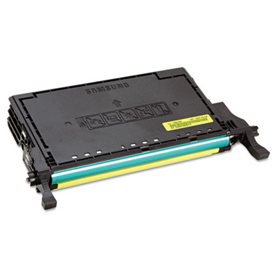 CLT-Y508L (SU535A) High-Yield Toner, 4000 Page-Yield, Yellow<br />91-SAS-SU535A