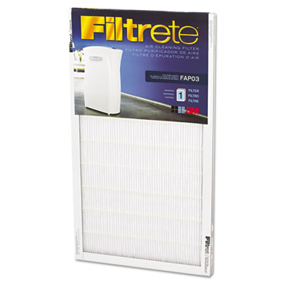 "Air Cleaning Filter, 11 3/4"" x 21.44"""