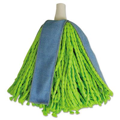 Lysol Cone Mop Supreme Refill, Green/Blue