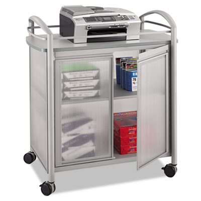 Impromptu Refreshment Cart, One-Shelf, 34w x 21-1/4d x 36-1/2h,