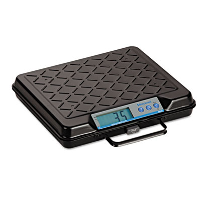 Portable Electronic Utility Bench Scale, 250lb Capacity, 12 x 10