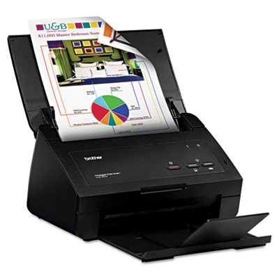 ImageCenter ADS-2000 Color Desktop Scanner, 600 x 600 dpi, 50 Sh