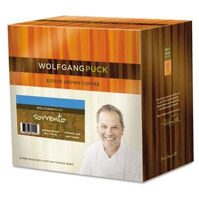 Fractional Coffee Packs, Sorrento, 18/Box