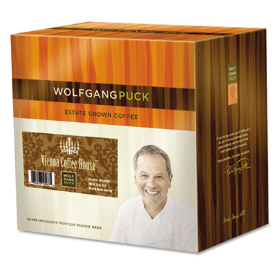 Fractional Coffee Packs, Vienna, 18/Box