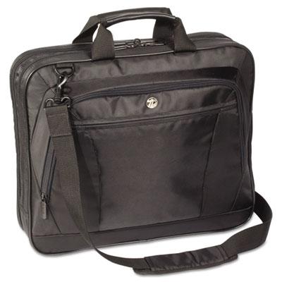 """CityLite Laptop 15.6"""" Laptop Case, 13-1/4 x 3-1/2 x 16-1/2, Blac"""
