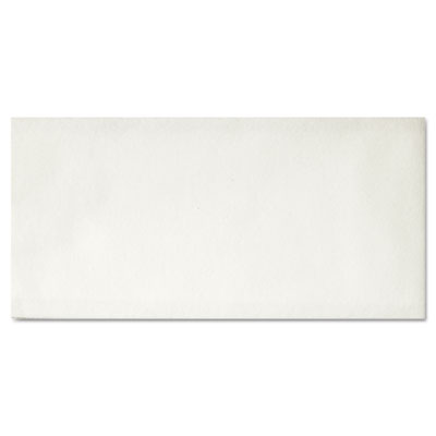 Linen-Like Guest Towels, 12 x 17, White, 125 Towels/Pack, 4 Pack