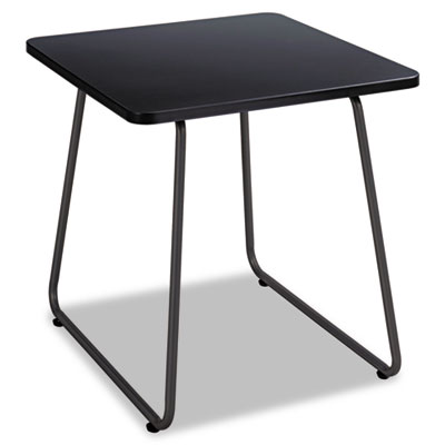 Anywhere End Table, 20w x 20d x 19-1/2h, Black