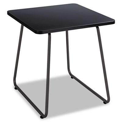 Anywhere End Table, 20w x 20d x 19-1/2h, Black