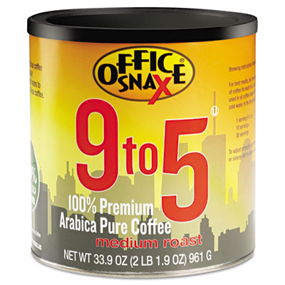 100% Pure Arabica Coffee, Original Blend