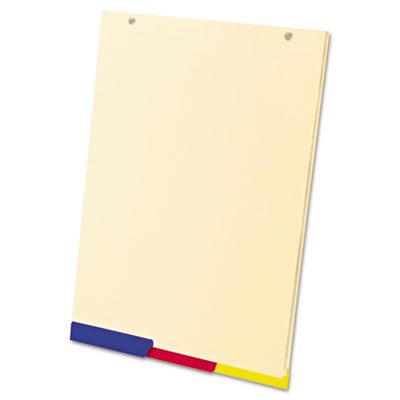 SimpleSort Crossover Writing Pad Divider Refills, 8-1/2 x 12-1/4