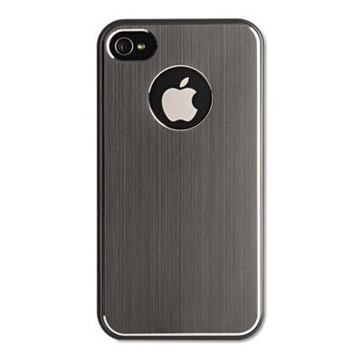 Aluminum Case for iPhone 4/4S, Gray