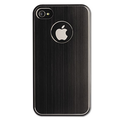 Aluminum Case for iPhone 4/4S, Black