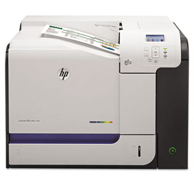 Color LaserJet Enterprise M551n Laser Printer