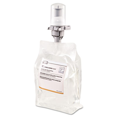 Enriched Foam Alcohol-Plus E3 Hand Sanitizer Refill, 1300mL, Cle