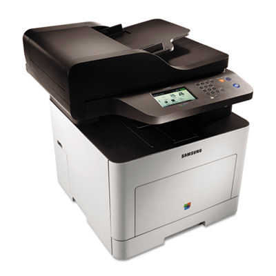 CLX-6260FW Wireless Multifunction Laser Printer, Copy/Fax/Print/
