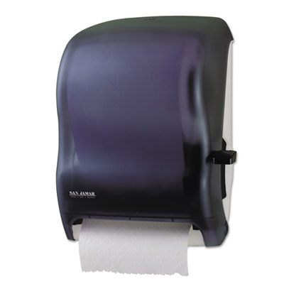 DISPENSER, LVR ROLL TOWEL