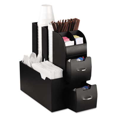 "Coffee Organizer, 6 1/2"" x 11 3/4"" x 12"""