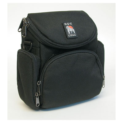 Camcorder/Digital Camera Case, Ballistic Nylon, 7-1/8 x 4-1/8 x