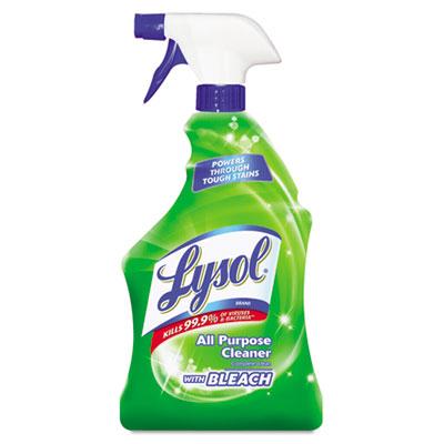 CLEANER, LYSOL, W/BLEACH