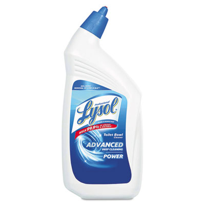 Disinfectant Toilet Bowl Cleaner, 32oz Bottle