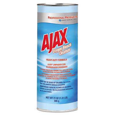 CLEANER, AJAX, OXGBLCH, 21OZ(Case)