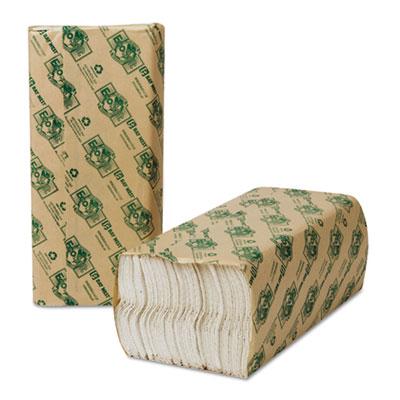 C-Fold Towels, White, 200 Towels/Pack, 12 Packs/Carton