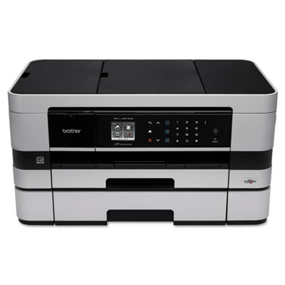 MFC-J4610DW Business Smart Wireless Inkjet All-in-One, Copy/Fax/