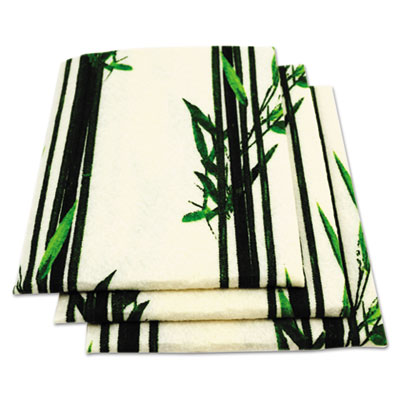 EcoTowl Bamboo Cloth, Assorted, 3/Pack
