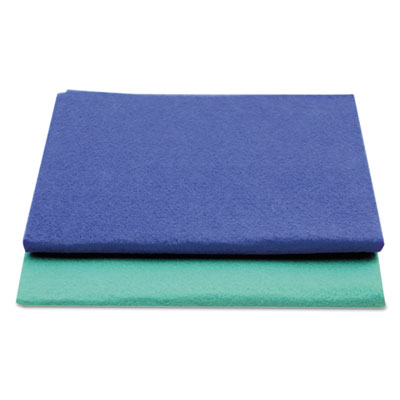 Cloth, Assorted, 2/Pack