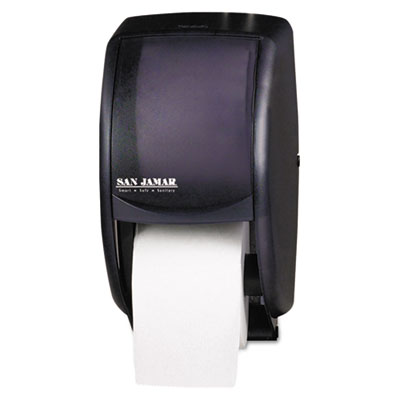 Duett Standard Bath Tissue Dispenser, 2 Roll, 7 1/2w x 7d x 12 3