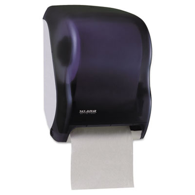 Electronic Touchless Roll Towel Dispenser, 11 3/4 x 9 x 15 1/2,