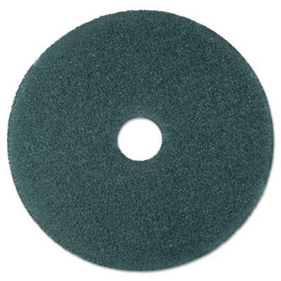 "Cleaner Floor Pad 5300, 19"", Blue, 5/Carton"
