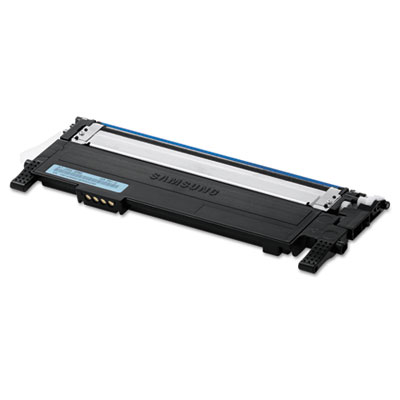 CLT-C406S (ST988A) Toner, 1000 Page-Yield, Cyan<br />91-SAS-ST988A