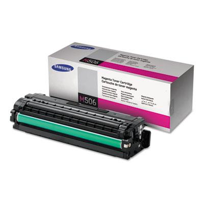 CLT-M506S (SU318A) Toner, 1500 Page-Yield, Magenta<br />91-SAS-SU318A