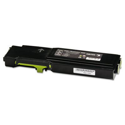 106R02243 Toner, 2000 Page-Yield, Yellow