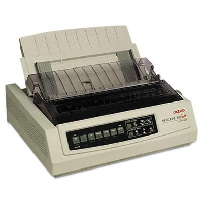 Microline 390 Turbo/n 24-Pin Dot Matrix Printer