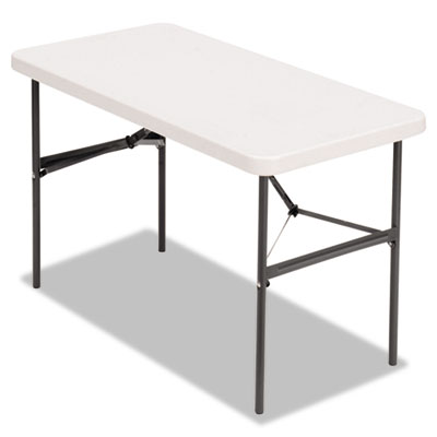 Banquet Folding Table, Rectangular, Radius Edge, 48 x 24 x 29, P