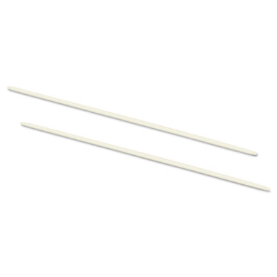"Data Flex 8-1/2 Nylon Posts For Top/Bottom Loading Binders, 6"" C"