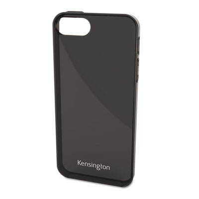 Gel Case for iPhone 5, Black