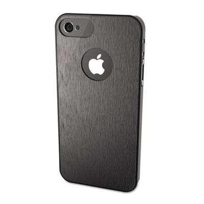 Aluminum Case for iPhone 5, Black