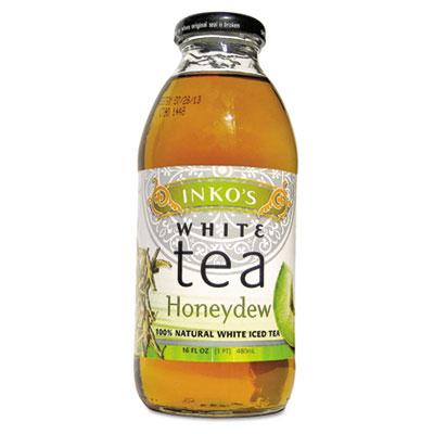 Ready-To-Drink Honeydew White Tea, 16oz Bottle, 12/Carton
