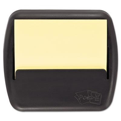Mobile Attach and Go Car Visor Dispenser, Black, 90 Canary 3 x 3
