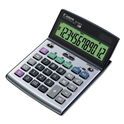BS-1200TS Desktop Calculator, 12-Digit LCD Display<br />91-CNM-8507A010