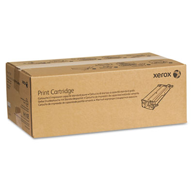 106R02307 High-Capacity Toner, 11000 Page-Yield, Black