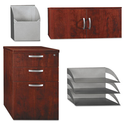 Storage/Accessory Kit Office-in-an-Hour Hansen Cherry