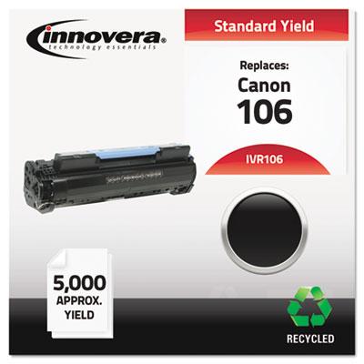 Remanufactured 0264B001 (106) Toner, Black<br />91-IVR-106