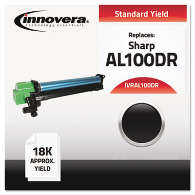 Compatible with AL100DR Drum Unit, 18000 Yield, Black