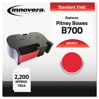 7671 Compatible, Remanufactured, 767-1 Postage Meter,  2200 Page
