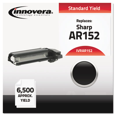 AR152 Compatible, Remanufactured, AR152NT Laser Toner, 6500 Yiel