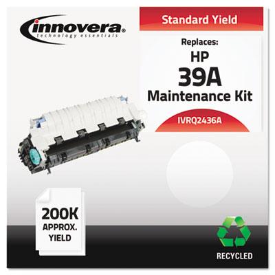 Remanufactured Q2436A, Q243669004 (4300) Maintenance Kit, 200000